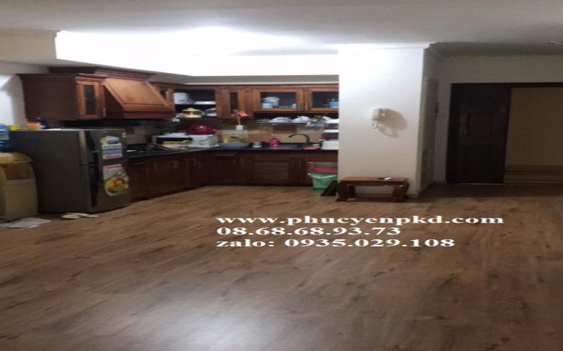 sang nhượng căn hộ phúc yên 1 đầy đủ nội thất, diện tích 90m2, đã có sổ hông